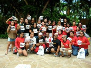 2005 Runbutan Team, Maui